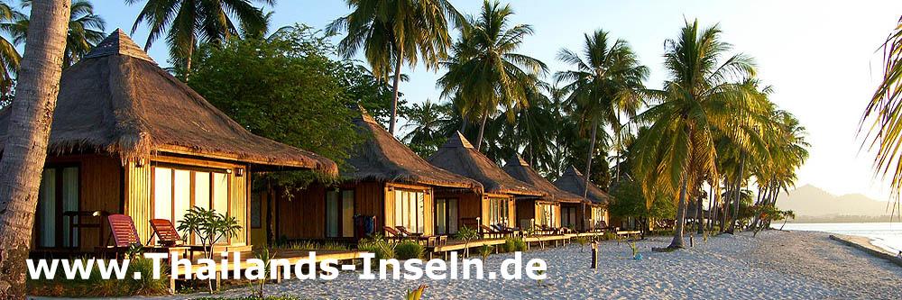 Strandresorts Bungalows Unterkunfte Und Hotels Buchen Thailand S